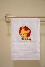 Bathroom-Towel