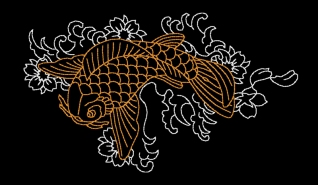 Koi-Fish-Design