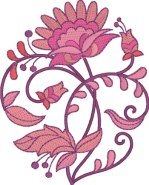 Floral_Jacobean