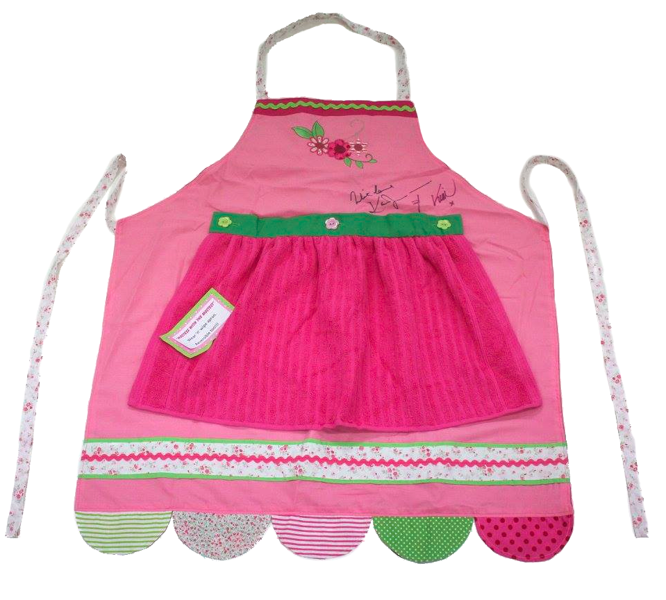 Pink Aprons - Brother & National Breast Cancer Foundation