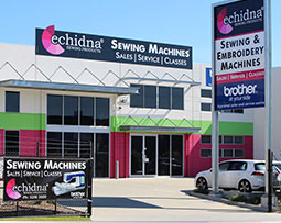 Echidna-Sewing